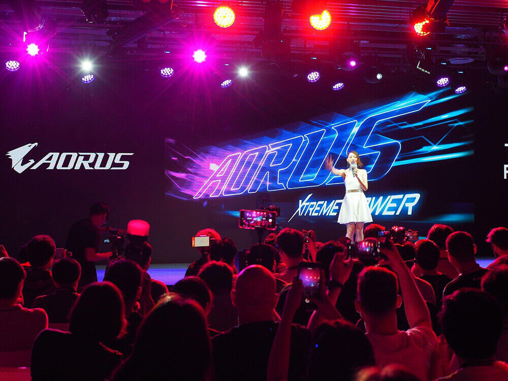 2019 COMPUTEX AORUS New Product Showcase Highlights